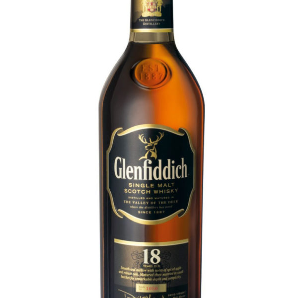 Glenfiddich-18single malt