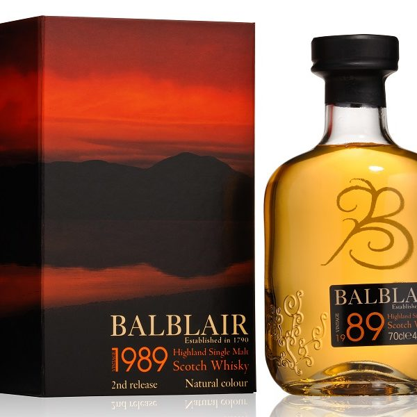 balblair whisky scotch 43