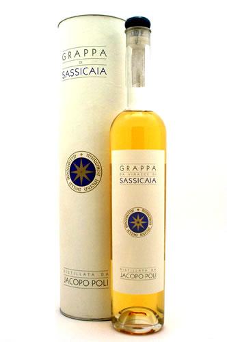 grappa-sassicaia