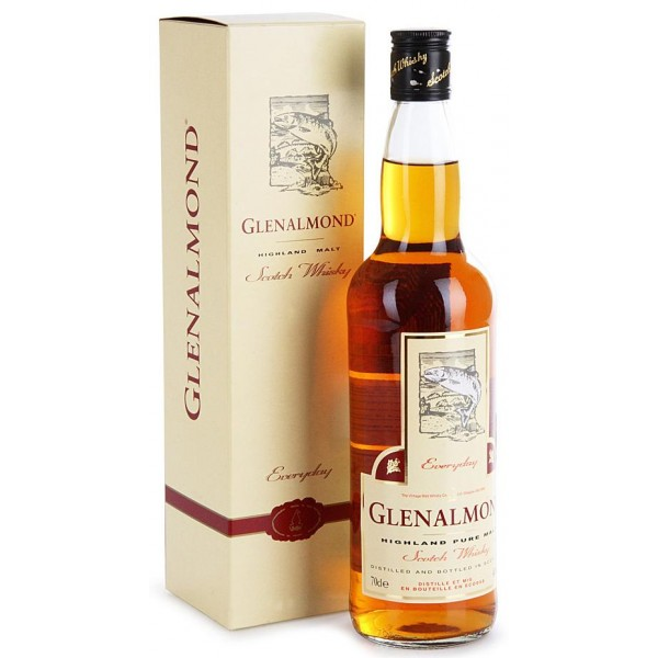 whisky glenalmond every day